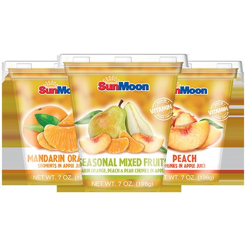 SunMoon Fruit Cup (Originals) 7oz